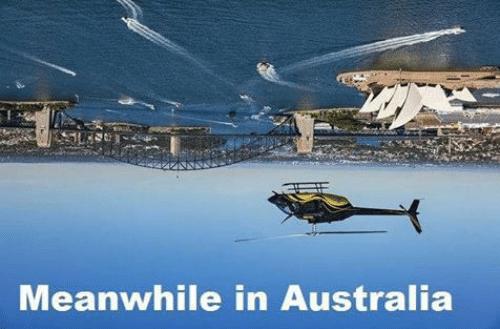 Bu esnada Avustralyada